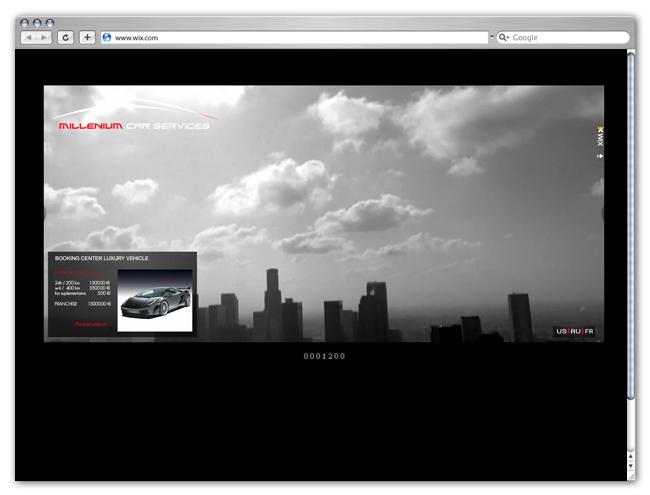 Uno de los sitios creados por agencedesignplus