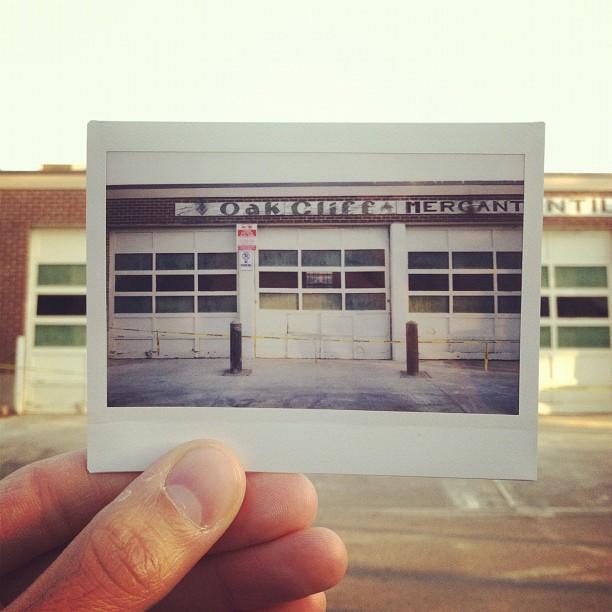 Antigua fábrica Oak Cliff