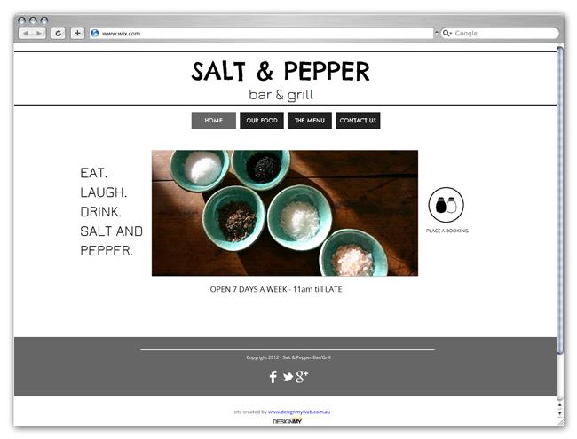 Uno de los sitios creados por designmy