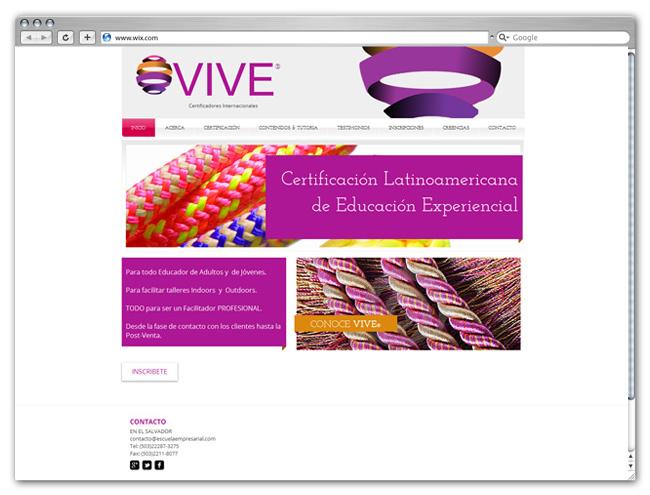 Sitio Web Educativo
