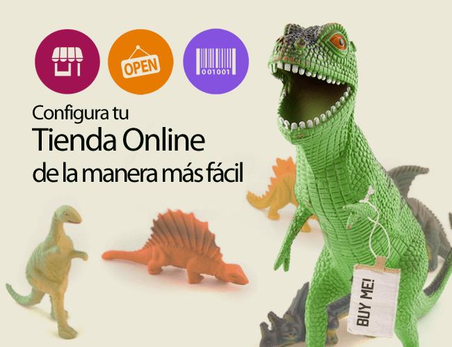 Configura tu tienda online