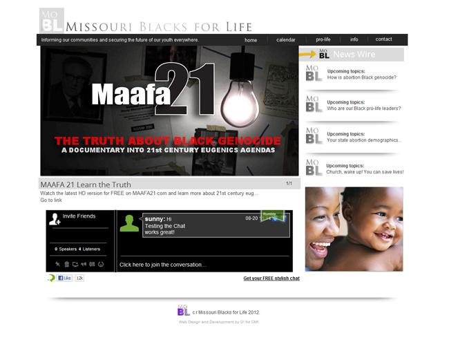Missouri Blacks for Life – RumbleTalk Chat