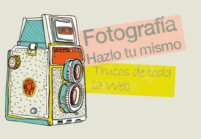 Ilustración de cámara fotográfica