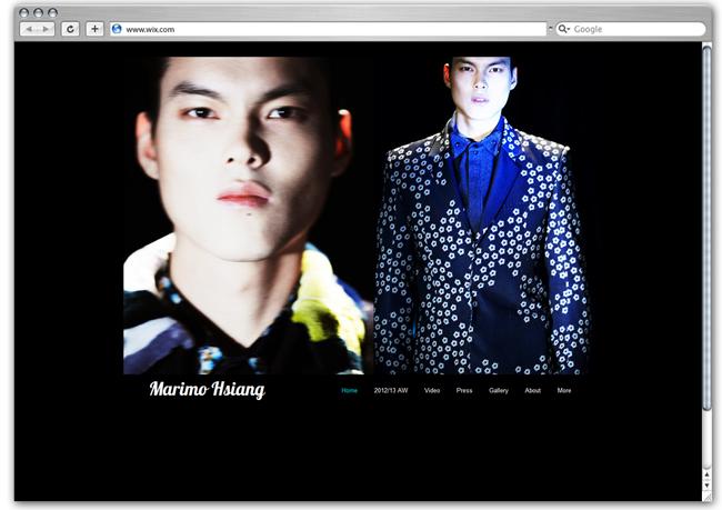 Sitio web de Marimo Hsiang - China