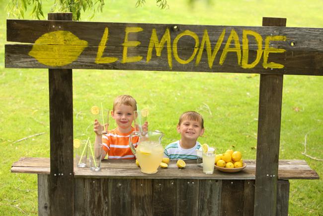 Stand de limonada