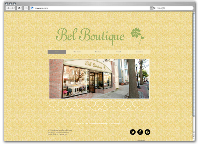 Bel Boutique