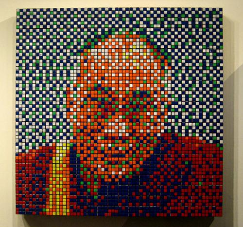 Mosaico Rubik