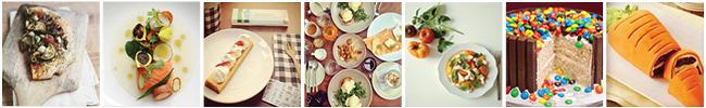 Muchas fotos de comida