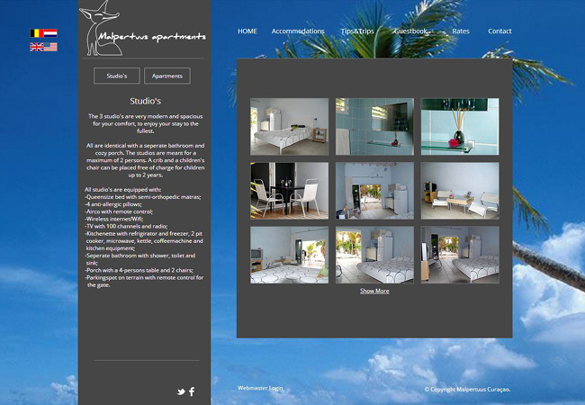 Malpertuus Apartments