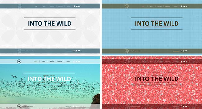Pantallazo a la paleta de colores del Editor HTML5