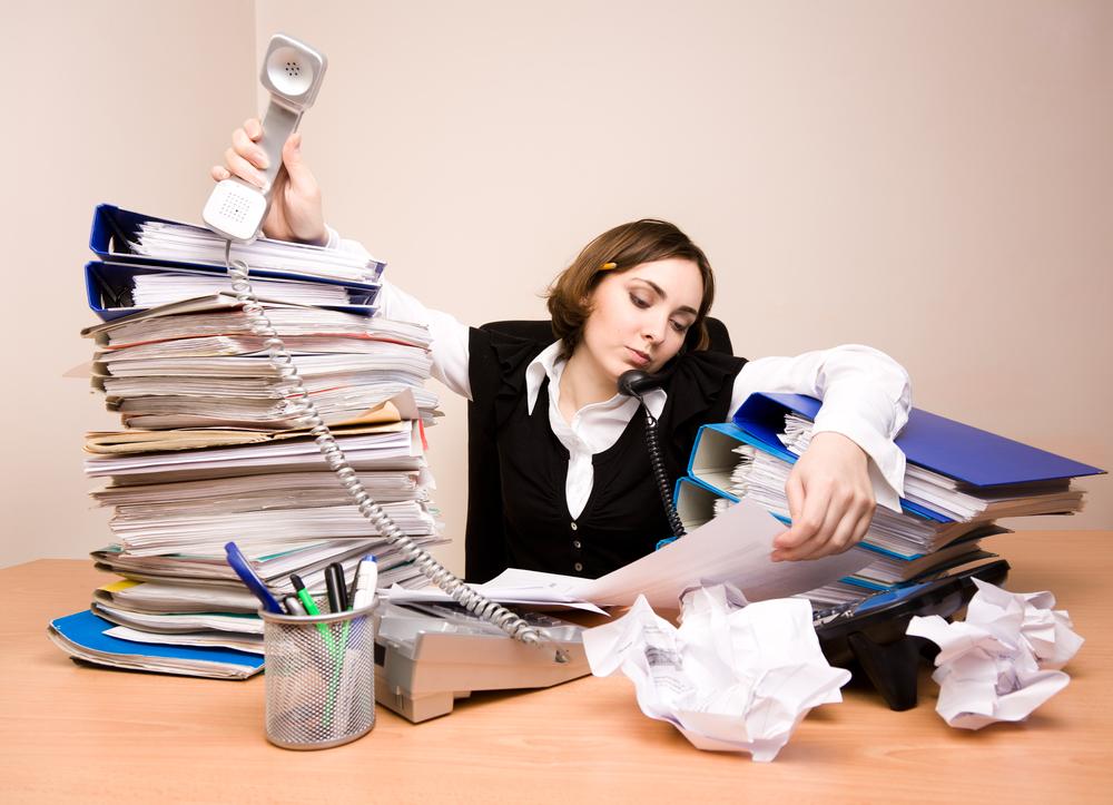 Consejos para Organizar un día de Mucho Trabajo