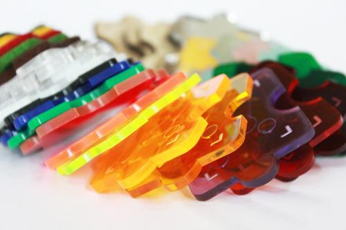 Algunos de los productos de Roca Laser