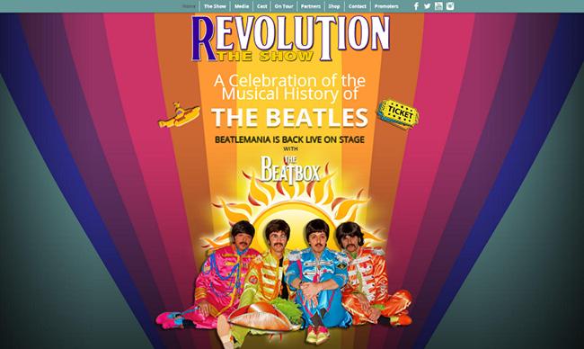 Revolution The Show