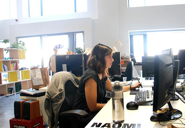 Conoce nuestras oficinas: Así trabajamos en Wix