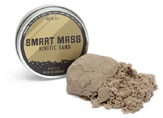 Lata de arena kinética y magnética Smart Mass