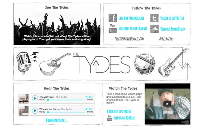 The Tydes