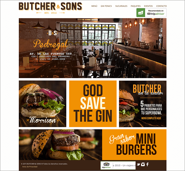 Butcher&Sons