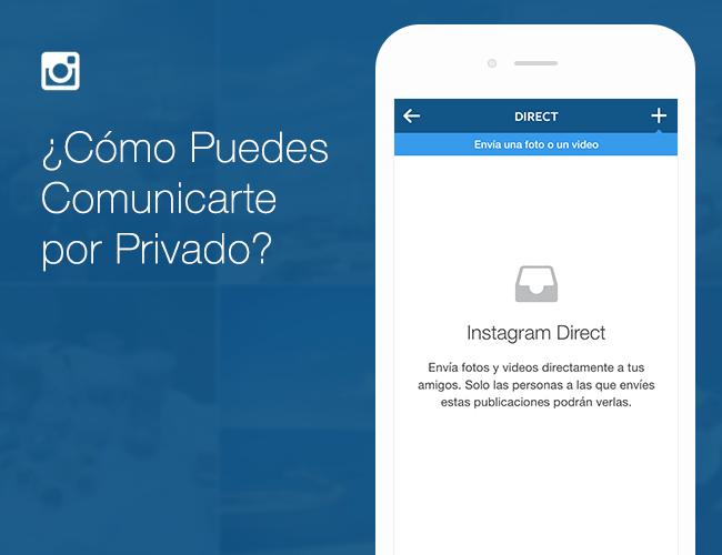 ¿Cómo Puedes Comunicarte por Privado?