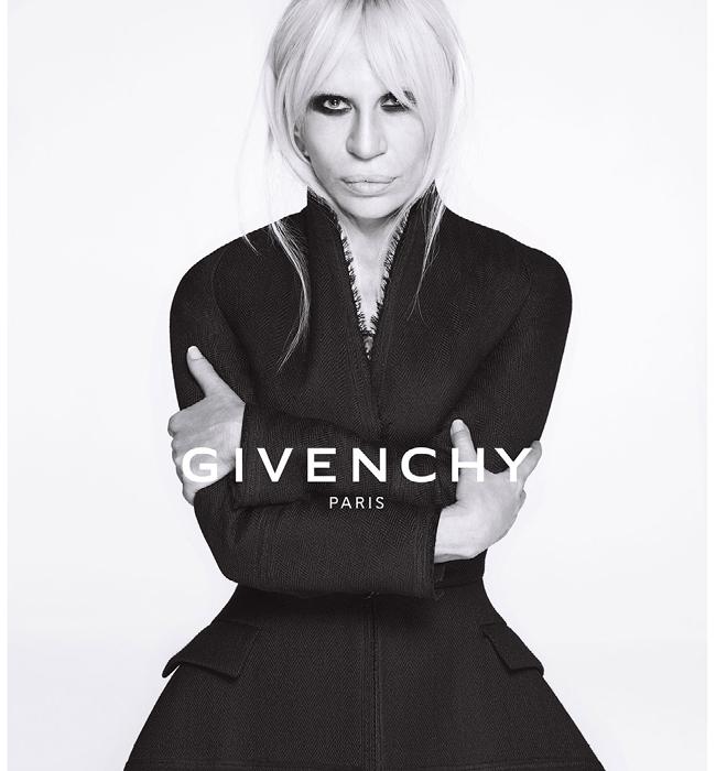 Campaña de Givenchy