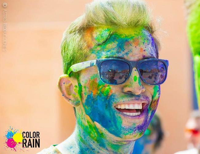 Color Rain™  5