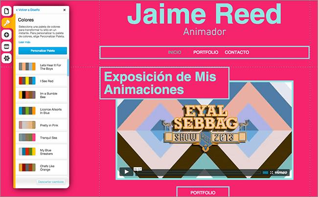 James Reed Animador