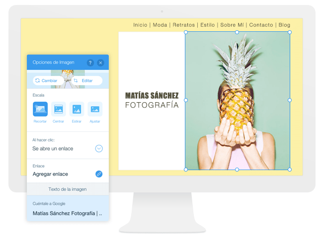 ¿Quieres Añadir Imágenes a tu Página Web? II