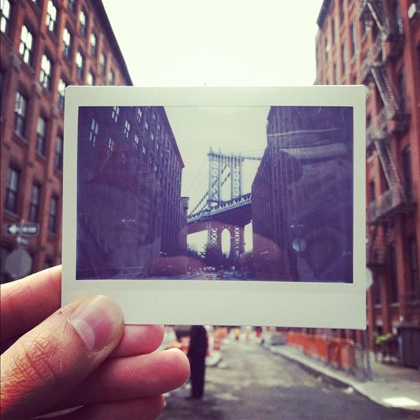 El puente de Manhattan