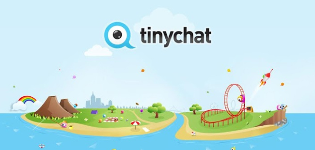 Página de Inicio Tiny Chat