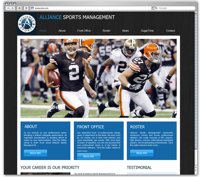 Alliance Sports Management