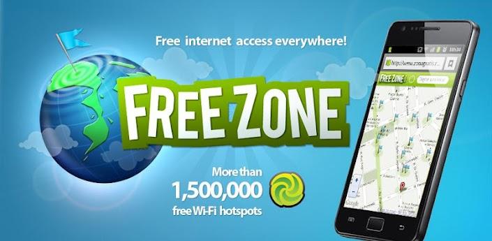Aplicación Free Zone