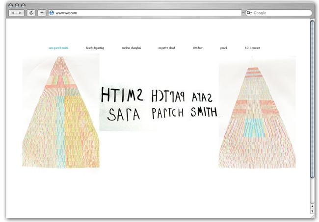 Sitio web de Sara Partch Smith Japón