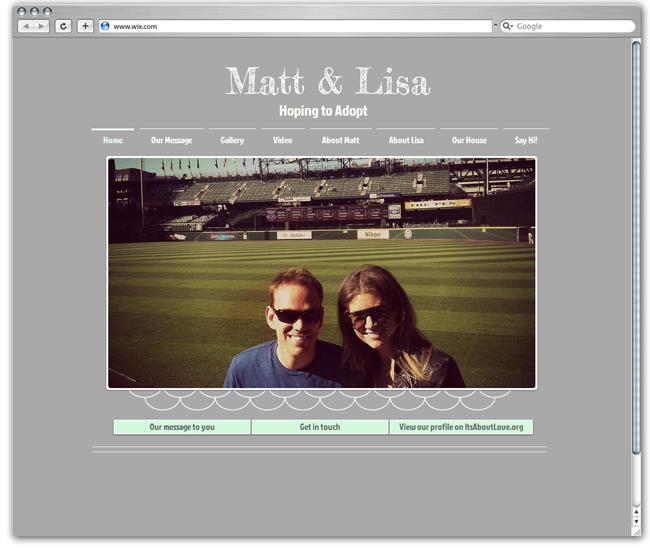 Matt & Lisa