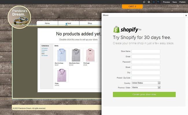 Tiendas Online Shopify