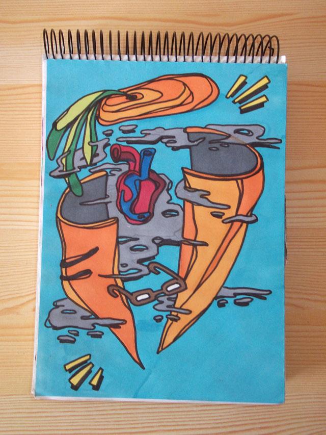 Coloridas Zanahorias