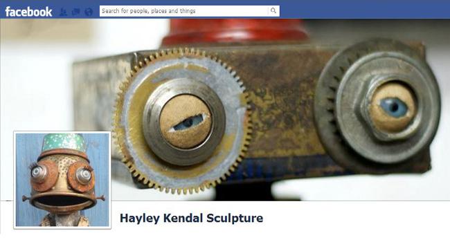 Foto de portada de Hayley Kendal Sculpture