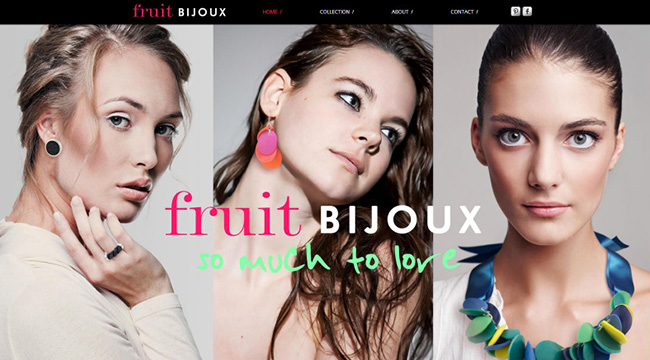 Fruit Bijoux