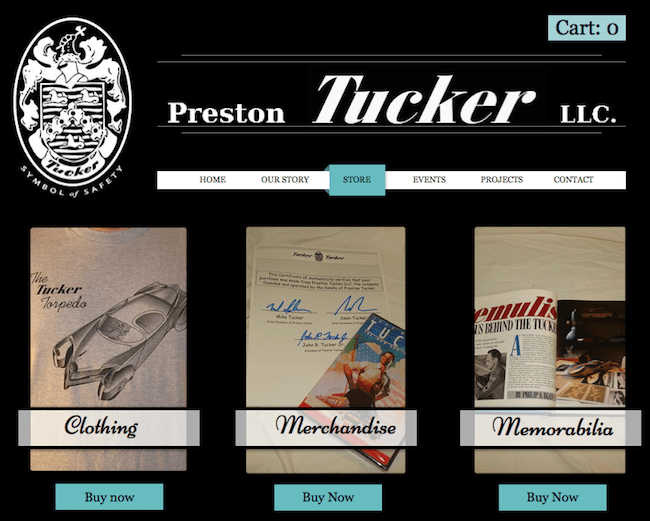 Preston Tucker LLC