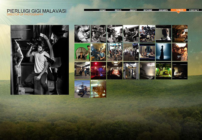Sitio Web de Pierluigi Gigi Malavasi
