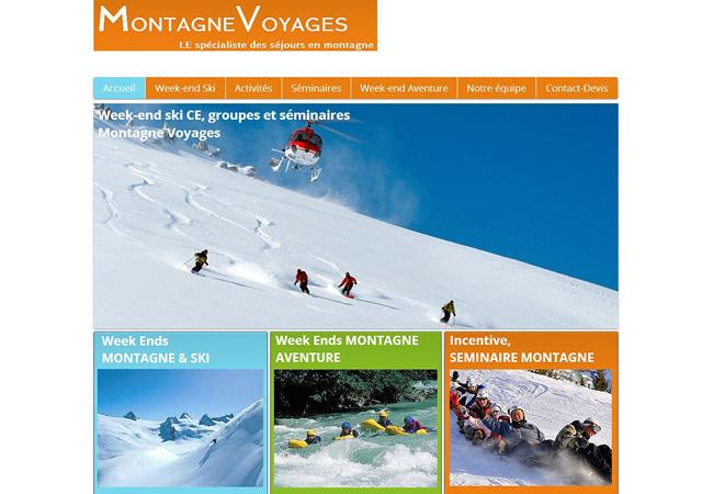 Montagne Voyages