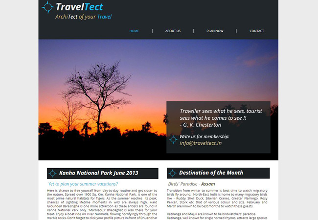 Travel Tect