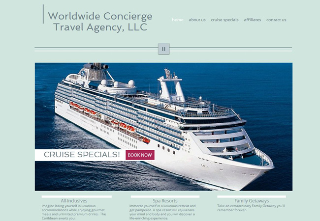 Worldwide Concierge Travel Agency