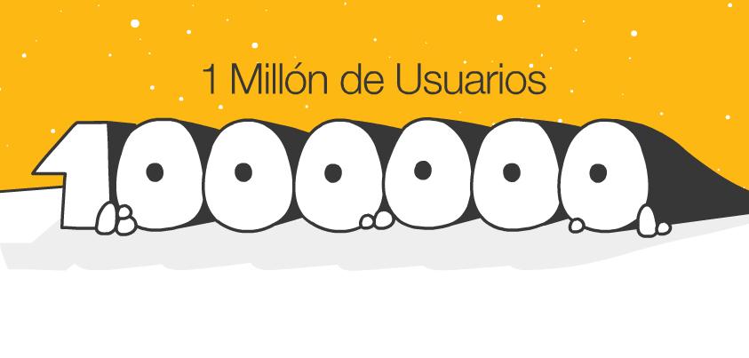 1-Million-User_es