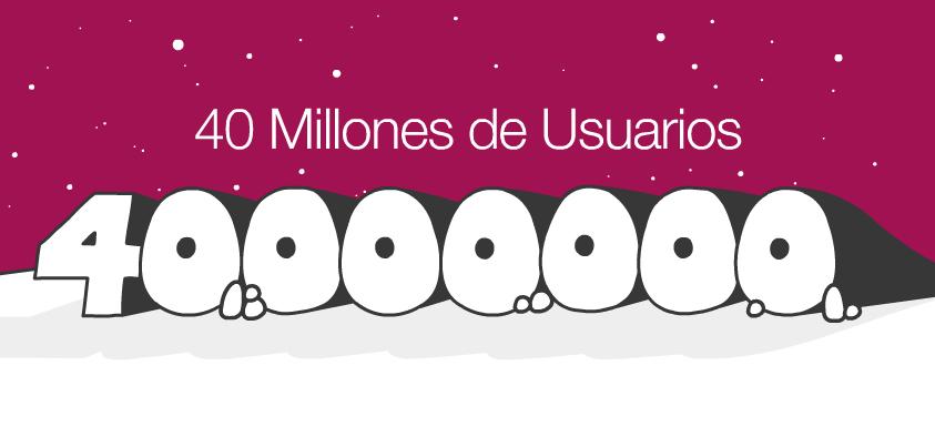 40-Million-Users_es