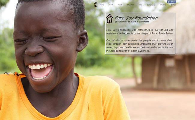 Pure Joy Foundation