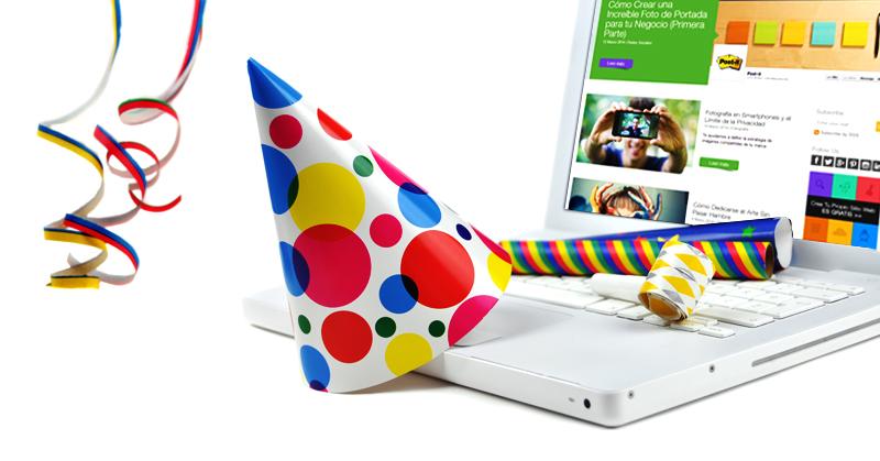 El Blog de Wix Celebra 500 Artículos