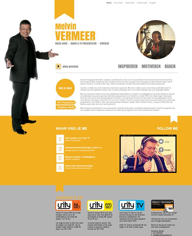 Melvin Vermeer