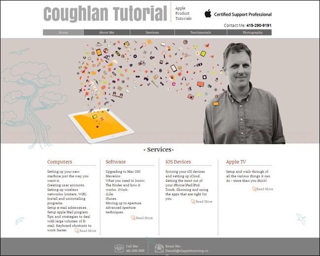 Coughlan Tutorial