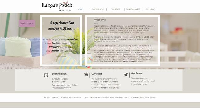 kangas pouch