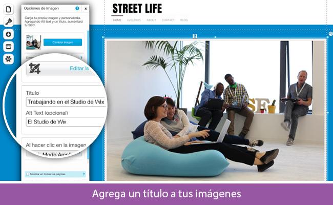 Cómo optimizar las imágenes de tu página web