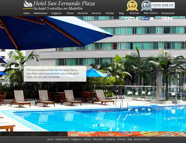 Hotel Sn Fernando Plaza